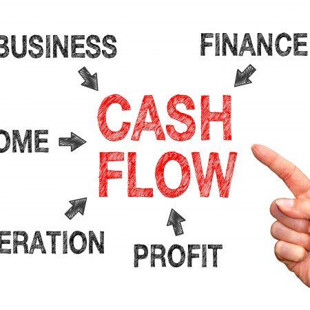 Cash Flow - Business Concept